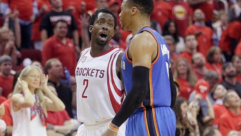 Patrick Beverley trolls Russell Westbrook for bragging about his 40+ points in loss