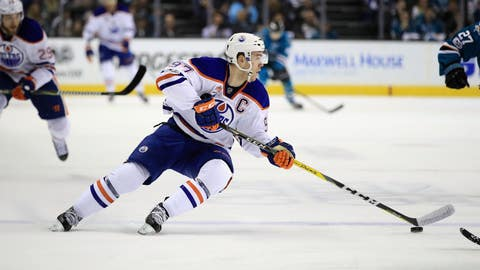 Anaheim Ducks vs. Edmonton Oilers