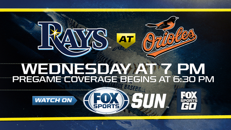 4/26/17: Tampa Bay Rays at Baltimore Orioles game preview