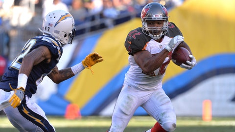 2012 -- RB Doug Martin (31st overall out of Boise State; draft-day trade with Denver)
