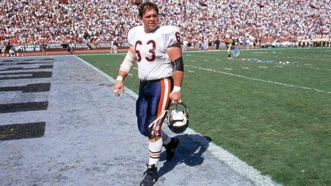Jay Hilgenberg, C, Bears/Browns/Saints (1981-93)