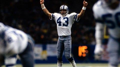 Cliff Harris, S, Cowboys (1970-79)