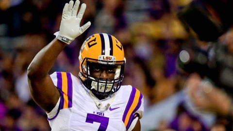 Jaguars draft Fournette to 'put the ball in the end zone'