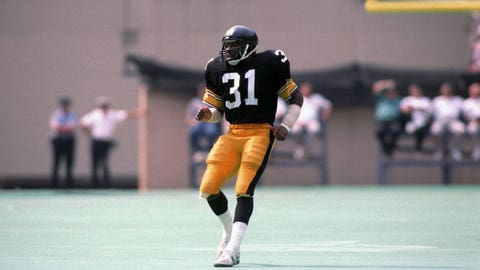 Donnie Shell, S, Steelers (1974-87)