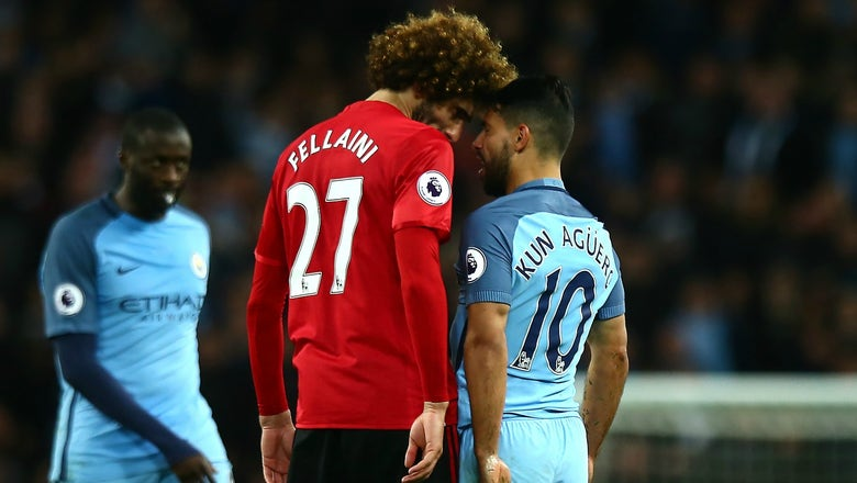5 takeaways from Manchester City's testy draw against Manchester United