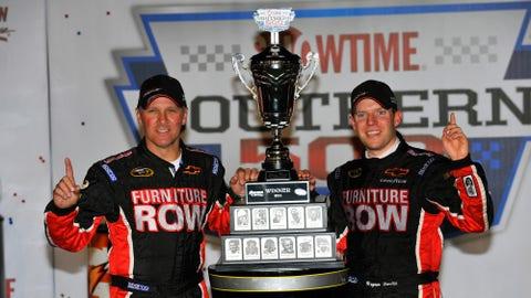 Pete Rondeau, 11 races, 0 wins