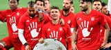 Check out pictures of Bayern Munich's Bundesliga title-winning match and celebration