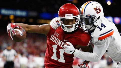 Dede Westbrook -- WR, Oklahoma (4th round, 110th overall)