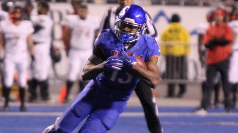 Jeremy McNichols -- RB, Boise State (5th round, 162nd overall)