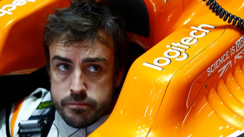 Fernando Alonso will start 15th for this weekend's Russian GP. (Photo: Steven Tee/LAT Images)
