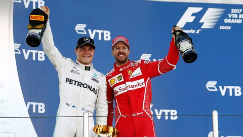 Motorsport weekend wrap: Bottas claims first F1 win