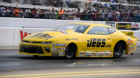NHRA Four-Wide Nationals ladders