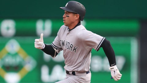 Jacoby Ellsbury's revival
