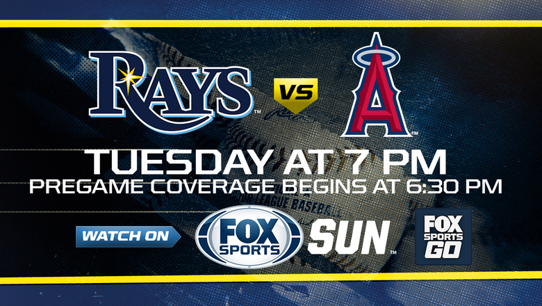 Preview: Cobb seeks third straight win as Rays try to even series vs. Angels