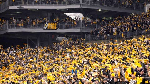 Buffalo Bills: Heinz Field (Steelers)