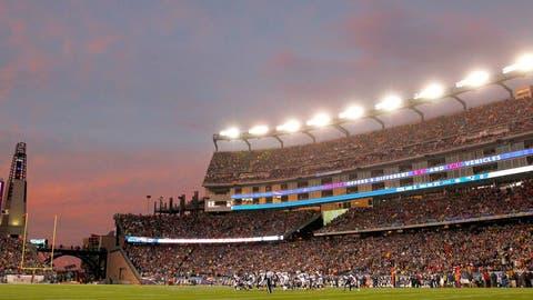 Cincinnati Bengals: Gillette Stadium (Patriots)