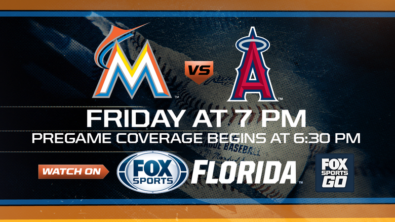 Preview: Marlins return home, welcome Angels to Marlins Park for first time