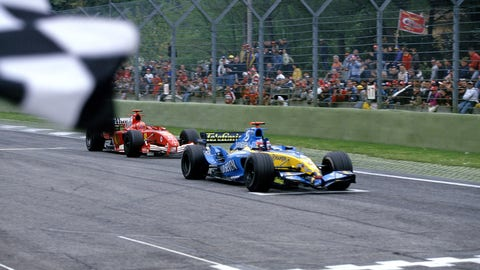 2. 2005 San Marino GP