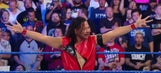 WWE stars react to the debuts of Shinsuke Nakamura and Tye Dillinger