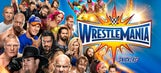 WrestleMania 33 full match card and start time