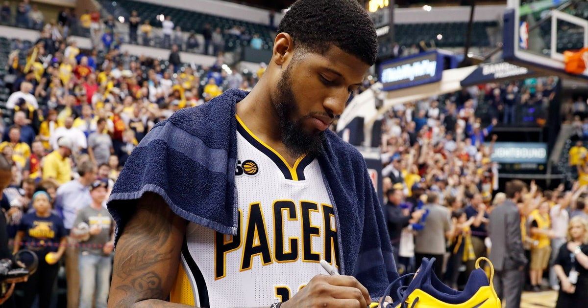 Colin Cowherd explains how Paul George is starting to engineer his exit to Los Angeles | FOX Sports