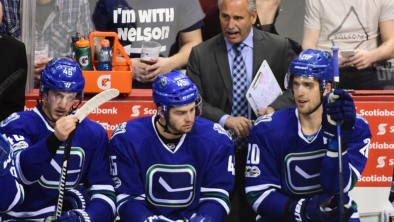 NHL Daily: Canucks fire Desjardins, Kings fire Lombardi + Sutter, Duchene
