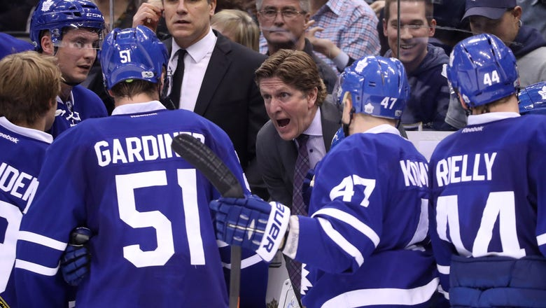 Toronto Maple Leafs: Babcock Confident Before Game Six Against Capitals