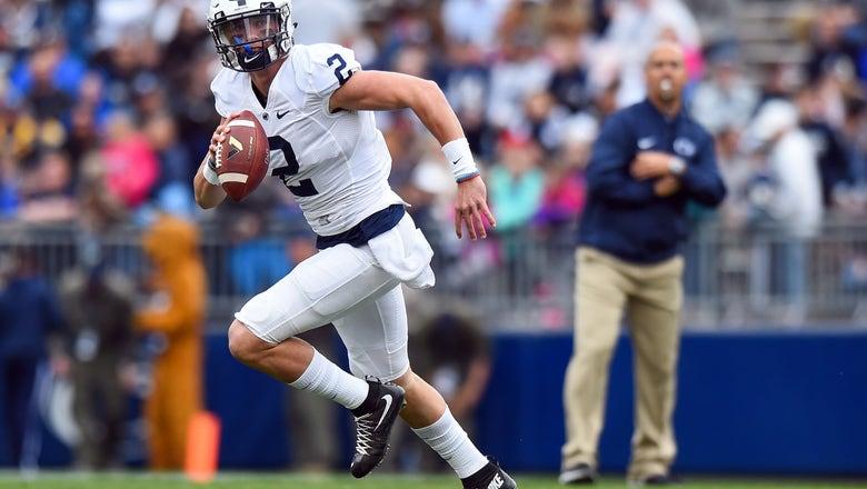 Penn State football: Tommy Stevens Creates Good Quarterback Problem