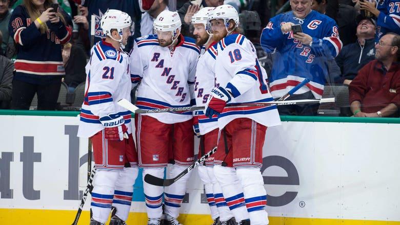 2017 NHL Playoffs: Ottawa vs. New York Rangers Series Prediction