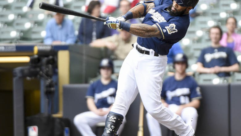 Brewers: Is Eric Thames This Generation's Cecil Fielder?