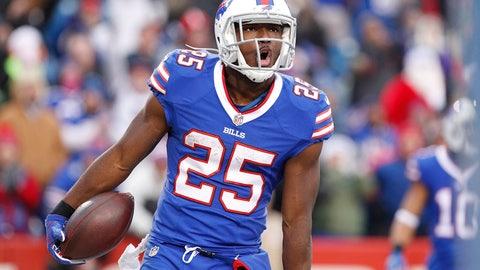 Buffalo Bills - 9:35