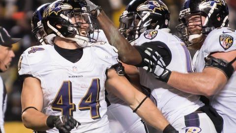Baltimore Ravens - 10:15