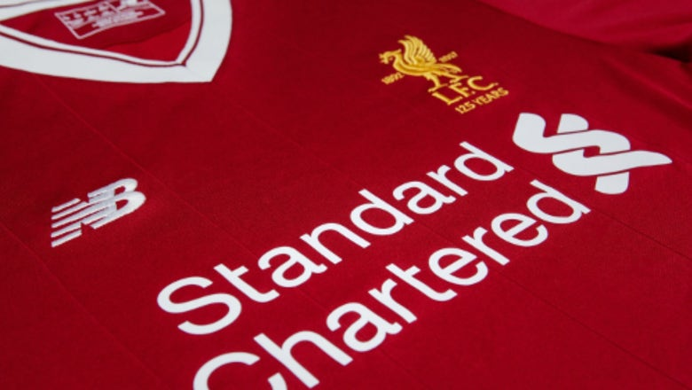 Check out Liverpool's brand new home kit for the 2017/18 season