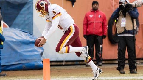 Washington Redskins - 10:21