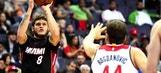 Washington Wizards at Miami Heat – 7:30 p.m. – FOX Sports Sun