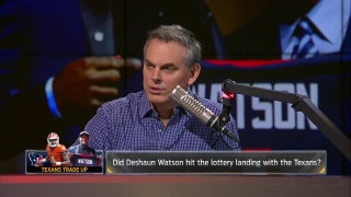 Did Deshaun Watson hit the lottery landing with the Texans? | THE HERD