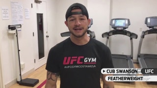 Cub Swanson explains his spinning elbow vs. Artem Lobov | PROCAST
