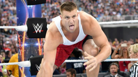 There's a double-standard for Gronk