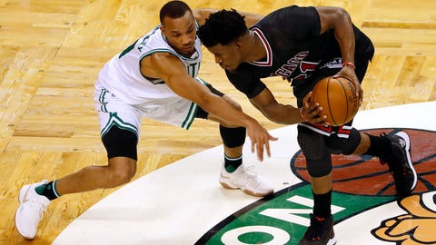 Failing to trade for Jimmy Butler has blown up in the Celtics' face