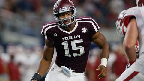 If the Browns want to make a deal to get both players, Garrett must be the first pick