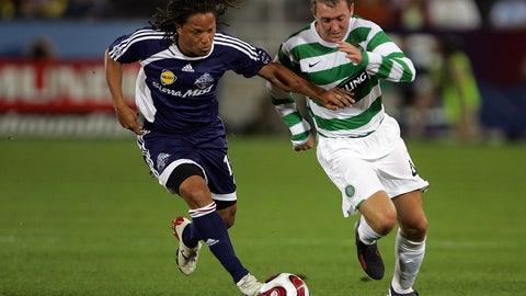 2007 — MLS All-Stars vs. Celtic