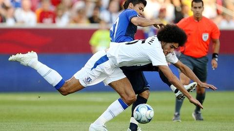 2009 — MLS All-Stars vs. Everton