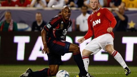 2011 — MLS All-Stars vs. Manchester United