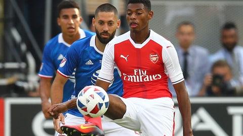 2016 — MLS All-Stars vs. Arsenal