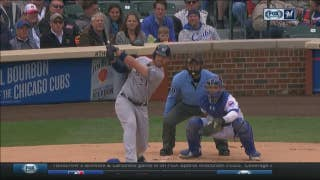 WATCH: Travis Shaw smacks 4th home run of the season
