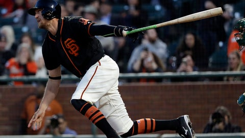New closer, same result: Giants blow lead in 9th vs D-backs