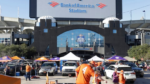 Denver Broncos: Bank of America Stadium (Panthers)