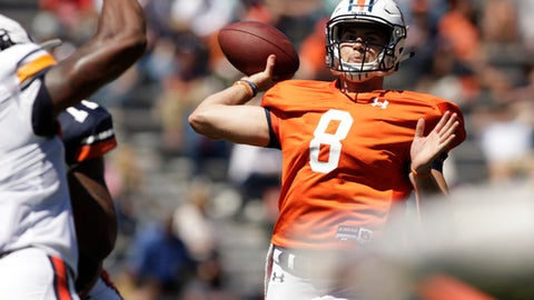 Auburn has hype, too, but not enough to compete with Alabama