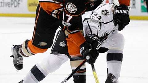 War of words begins in Flames-Ducks series