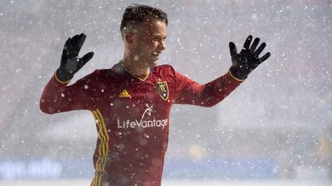 Real Salt Lake - Albert Rusnak: $883,000